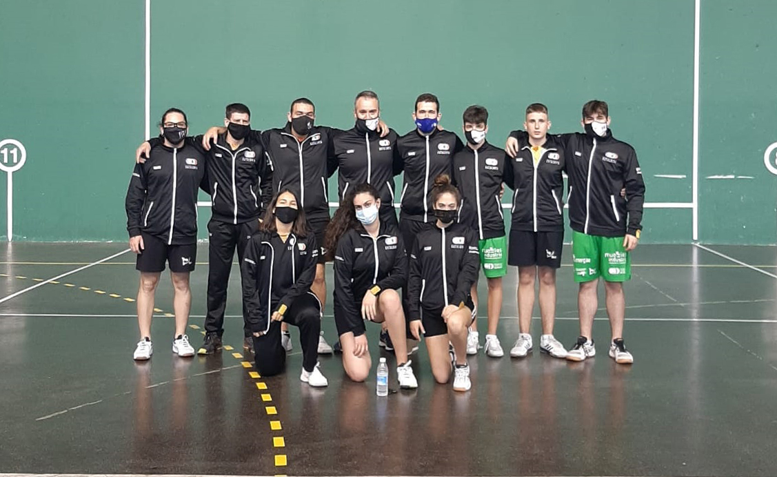 Equipo FCP Frontball